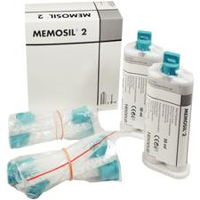 Memosil™ 2 Bite Registration VPS Material – Transparent, Regular Body, Complete Kit