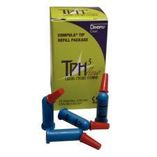 TPH® 3 flow Flowable Composite – 0.25 g Compula Tips Refill, 20/Pkg