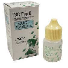 GC Fuji II® Glass Ionomer Restorative – Liquid Refill, 10 g