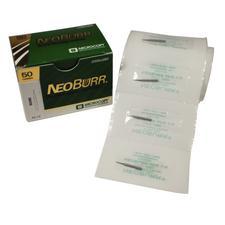 NeoBurr® Operative Carbide Burs – RA, Round, 50/Pkg