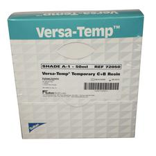 Versa-Temp® Temporary Crown and Bridge Resin, 50 ml Refills