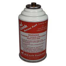 Butane Fuel Refill for Laboratory Burner  Model 65 – 5.5 oz