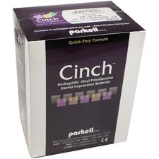 Cinch™ Automix Putty VPS Impression Material – Heavy Viscosity, Cartridge (50 ml), 4/Pkg