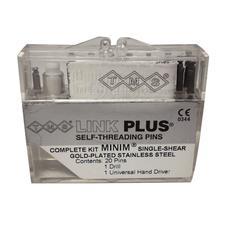 TMS® Link Plus® Self-Threading Pins, Minim® Single Shear Kits