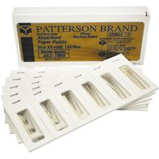 Patterson® Absorbent Paper Points – Sterile