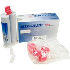 Jet Blue™ Bite Registration Material – Single Pack, 50 ml