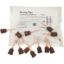 Cool Temp® Natural Temporary Crown and Bridge Material – Automix Mixing Tips, 40/Pkg