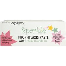 Sparkle™ Prophy Paste with Fluoride – Single-Use Cups, 200/Pkg