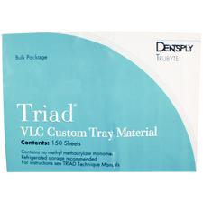 Triad® Original Blue VLC Custom Tray Material