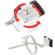 Uni-Grip® 360 Universal Disposable Sensor Holder – Combo Kit, 100/Pkg