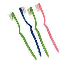 Patterson® New Style Pedo Toothbrush, 72/Pkg