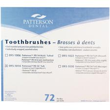 Patterson® 32 Tuft Toothbrush, 72/Pkg
