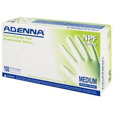Adenna® NPF Nitrile Powder Free Exam Gloves, 100/Box