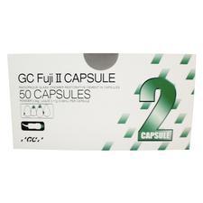 GC Fuji II® Glass Ionomer Restorative – Capsule Refill, 50/Pkg