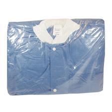 Lab Jackets – Blue, 30/Pkg