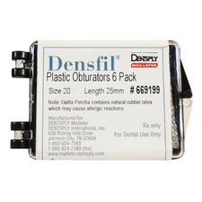 Densfil® Obturators Plastic Refill – 25 mm Length, 6/Pkg