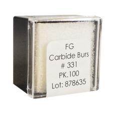 Tungsten Carbide Burs – HM 7 Pear FG, 100/Pkg