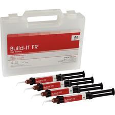 Matériau coronaire renforcé de fibres Build-It™ FR™ – Recharges Mini-Mix, 4 ml, 4/emballage