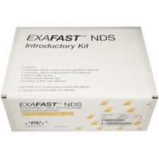 EXAFAST™ NDS VPS Impression Material, Intro Kit