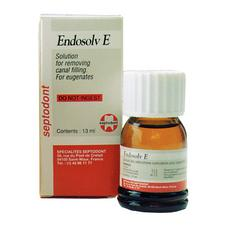 Endosolv E – Tetrachloroethylene Softening Solution, 13 ml Bottle