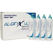 Algin•X™ Ultra Alginate Alternative – 50 ml Cartridge Bulk Refill, Fast Set