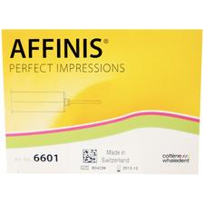 Affinis® A-Silicone Wash and Tray Material, 50 ml Cartridge System