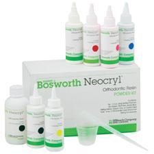 Ensemble de poudre de résine acrylique orthodontique Neocryl™