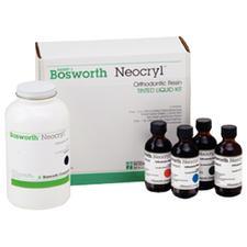 Ensemble de liquide teinté de résine acrylique orthodontique Neocryl™