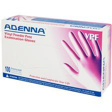 Adenna® VPF Vinyl Exam Gloves