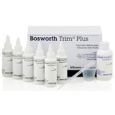 Résine acrylique provisoire de poly(méthacrylate de méthyle) (PMMA) Trim® Plus, Poudre et liquide, emballage standard