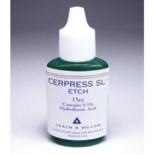 Cerpress SL Etching Gel – 9.5% Hydrofluoric Acid, 5 cc Bottle
