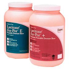 Lucitone® Fas-Por™ + Premium Pourable Denture Base - 32 Unit Powder, 640 g