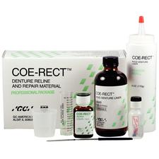 COE-RECT™ Hard Denture Reline and Repair Material – Professional Kit