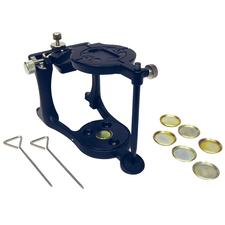Deluxe Magnetic Denture Articulator With Pin