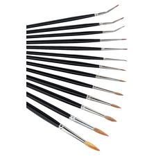 Patterson® Red Sable Brushes