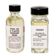 Stone Die & Plaster Hardener, Kit