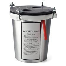 Patterson® Plaster Trap – 2 Gallon