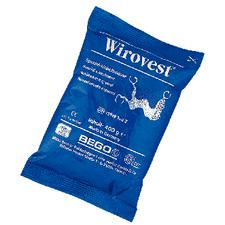 Wirovest® Investment Material For Patial Dentures 45/400 g Packets