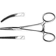"""Pinces hémostatiques Patterson® – 14 cm (5 1/2"""" po) Kelly"""