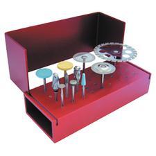Disc Defender Block – 36 HP or 10 Diamond Discs, Red