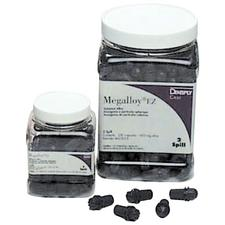 Megalloy® EZ Premium Spherical Amalgam Alloy Capsules, Regular Set