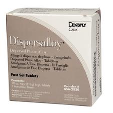 Dispersalloy® Tablets – Dispersed Phase Alloy, 10 oz