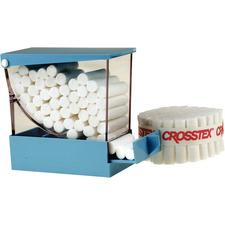 Premium Cotton Rolls – Size #2 Medium, Nonsterile, 2000/Case