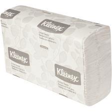 "Kleenex® C-Fold Paper Towels – White, 10.125"" x 13.15"", 150 Sheets/Pkg, 16 Pkg/Case"