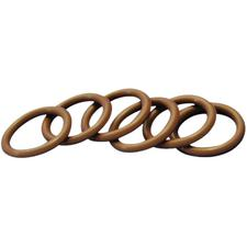 Bull Frog HVE Parts – O-Rings, Autoclavable, 6/Pkg