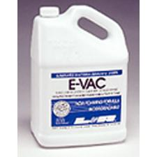 Ultrasonic Cleaning Solutions – E-VAC Evacuation System Cleaner Concentrate, 1 Gallon Bottle