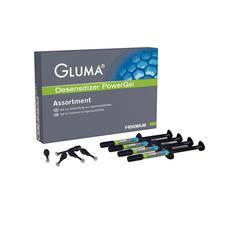 Gluma® PowerGel Brush Cannulas, 60/Pkg