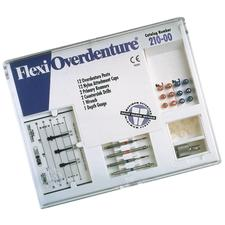 Flexi-Overdenture® 12 Post Stainless Steel Introductory Kit