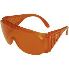 Lunettes bloquantes orange Uvex