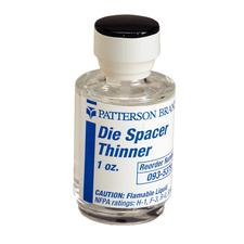 Patterson® Die Spacer – Thinner, 1 oz Bottle